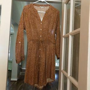 Thylo tunic dress